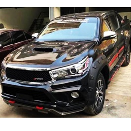 Toyota Hilux Revo RBS Style Body Kit / Bodykit - Model 2016-2019-SehgalMotors.Pk