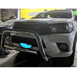 Toyota Hilux Revo Powerful Bull Bar - Model 2016-2019	-SehgalMotors.Pk