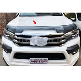 Toyota Hilux Revo Bonnet Guard - Model 2016-2021-SehgalMotors.Pk