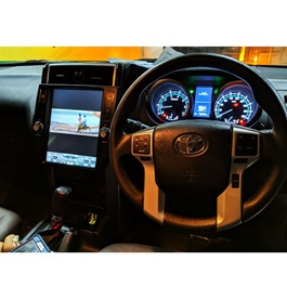 Toyota Prado Multimedia Steering - Model 2009-2019	-SehgalMotors.Pk