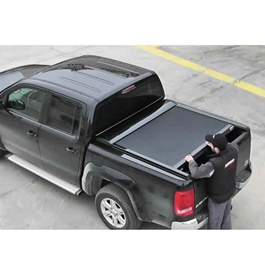 Toyota Hilux Revo Realing Style Shutter Lid - Model 2016-2020-SehgalMotors.Pk