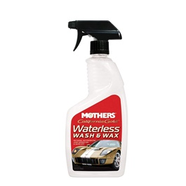 Mothers Waterless Wash & Wax - 24OZ-SehgalMotors.Pk