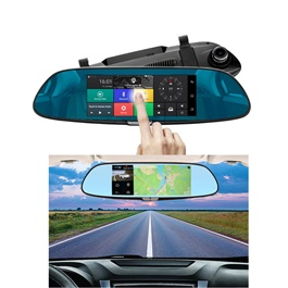 Redline DVR Android Camera With GPS-SehgalMotors.Pk