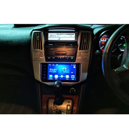 Toyota Harrier Android LCD Multimedia Navigation System - Model 2003-SehgalMotors.Pk