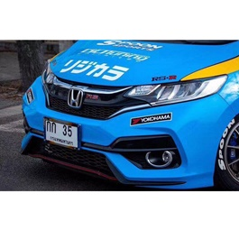 Honda Fit Mugen Style Body Kit / Bodykit - Model 2013-2019-SehgalMotors.Pk