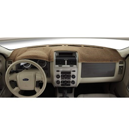 Toyota Corolla Dashboard Carpet For Protection and Heat Resistance Beige - Model 2008-2012-SehgalMotors.Pk