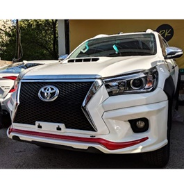 Toyota Revo Body Kit / Bodykit Lexus Style 1 PC- Model 2016-2020-SehgalMotors.Pk