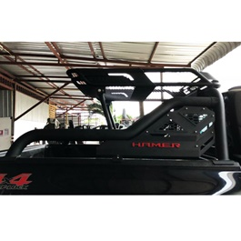 Toyota Hilux Revo Hamer Roof Rack With Roll Bar - Model 2016-2020-SehgalMotors.Pk