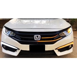 Honda Civic Sequential LED Grille - Model 2016-2020-SehgalMotors.Pk