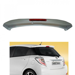 Toyota Vitz New Style LED Spoiler - Model 2014-2018-SehgalMotors.Pk