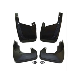 Honda Civic Reborn Mud Flaps 4Pc - Model 2006-2012-SehgalMotors.Pk