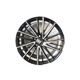 Honda Vezel Alloy Rims Rapidash Style 17 Inches - Model 2013-2018-SehgalMotors.Pk