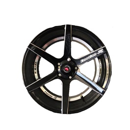 Honda Vezel Alloy Rims Emotion R Style 17 Inches - Model 2013-2018-SehgalMotors.Pk