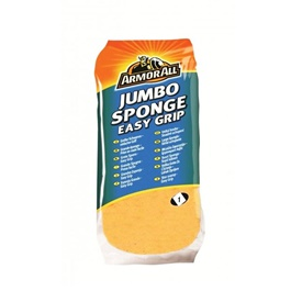 Armor All Jumbo Sponge | Jumbo Sponge Easy Grip | Car Wash Sponge | Car Duster -SehgalMotors.Pk