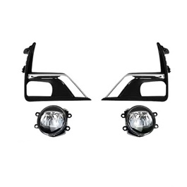 Toyota Prado DLAA Fog Lamps / Fog Lights TY946 - Model 2009-2018-SehgalMotors.Pk