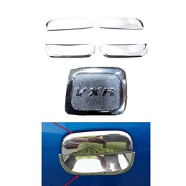 Suzuki VXR Chrome Handels and Fuel Tank Cover-SehgalMotors.Pk