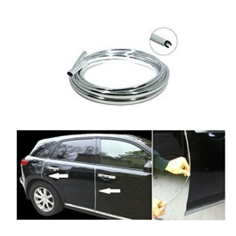 Smart Car Chrome Door Edge Guard-SehgalMotors.Pk