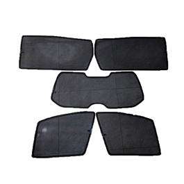 Honda BRV Complete Magnet Sunshade / Sun Shade Made in China - Model 2017-2019-SehgalMotors.Pk