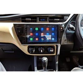 Toyota Corolla Face Lift Android LCD IPS Panel 9 Inch - Model 2017-2021-SehgalMotors.Pk