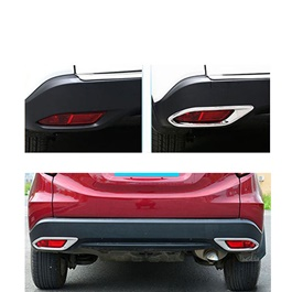 Honda Vezel Bumper Lamp Chrome Trims - Model 2013-2018-SehgalMotors.Pk