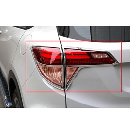 Honda Vezel Back Lights Full Chrome - Model 2013-2018-SehgalMotors.Pk