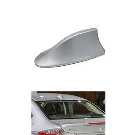 Honda City Ducktail Fin Antenna - Silver-SehgalMotors.Pk
