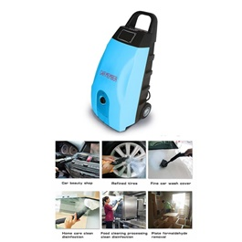 Steam Ozone Cleaner C88 - Commercial-SehgalMotors.Pk