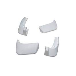 Suzuki Cultus Mud Flap Set White - Model 2018-2020-SehgalMotors.Pk