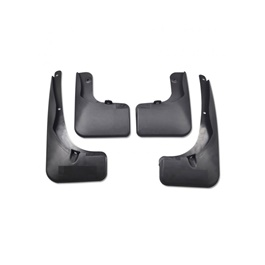 Hyundai Santro Mud Flap Set - Model 2003 - 2014-SehgalMotors.Pk