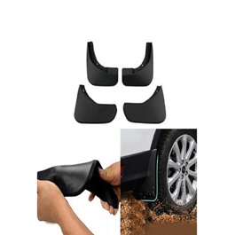 Daihatsu Cuore Mud Flap Set - Model 2002-2012-SehgalMotors.Pk