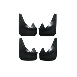 Daihatsu Mira Mud Flap Set - Model 2006-2018-SehgalMotors.Pk