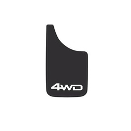 4wd Mud Flaps Set-SehgalMotors.Pk