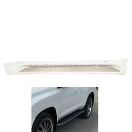 Toyota Prado Fj 150 Side Skirt White Thailand - Model 2014-2015-SehgalMotors.Pk