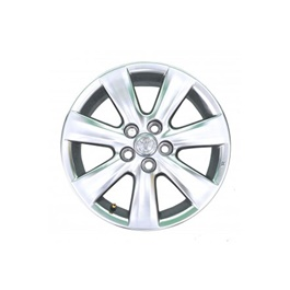 Toyota Altis Alloy Rim 100 PCD 5 Hole (Set of 4) - 15inches-SehgalMotors.Pk