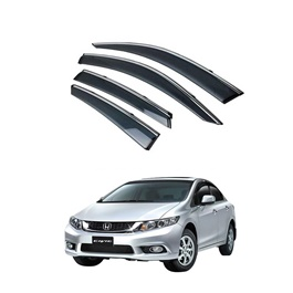 Honda Civic Air Press With Chrome – Model 2012-2016-SehgalMotors.Pk