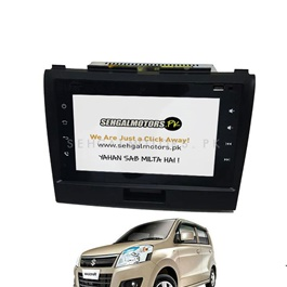 Suzuki Wagon R LCD Android IPS Display multimedia IPS Display Panel - Model 2014-2017