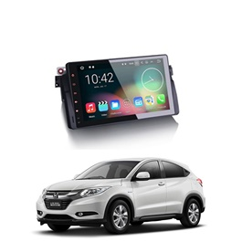 Honda Vezel Android LCD IPS Nougat HD Display 9 - Model 2013-2019-SehgalMotors.Pk