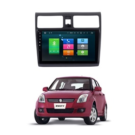 Suzuki Swift LCD Multimedia Android - Model 2010-2019-SehgalMotors.Pk