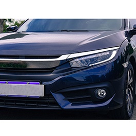 Honda Civic LED Sequential Headlight Taiwan - Model 2016-2019-SehgalMotors.Pk