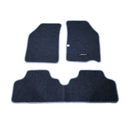 Suzuki Swift Carpet Floor Mat Grey - Model 2010-2020-SehgalMotors.Pk