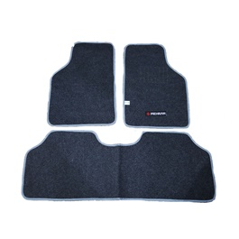 Suzuki Mehran Custom Fit Carpet Floor Mat Grey - Model 2012-2019-SehgalMotors.Pk