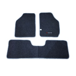 Suzuki Cultus Carpet Custom Floor Mat Grey - Model 2007-2017-SehgalMotors.Pk