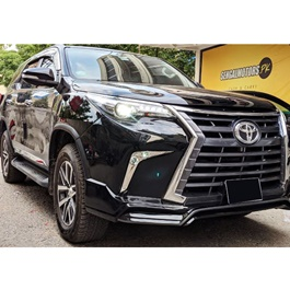 Toyota Fortuner Full Conversion To LX570 Thailand - Model 2016-2019