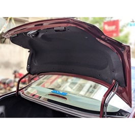 Honda City Trunk Liner Cover Protector Lid Garnish Diggi Namda - Model 2008-2020-SehgalMotors.Pk