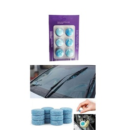 Windshield Washer tablet 6 In 1 -SehgalMotors.Pk