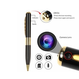 Spy Pen Camera Black-SehgalMotors.Pk