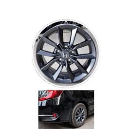 Honda Civic X Genuine Alloy Rim - Model 2016-2019-SehgalMotors.Pk