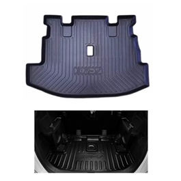 Honda BRV Trunk Mat Tray - Model 2017-2021 | Trunk Boot Liner | Cargo Mat Floor Tray | Trunk Protection Mat | Trunk Tray Cover Pad-SehgalMotors.Pk