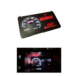 Suzuki Mehran Speedometer Led Model - 2007-2019