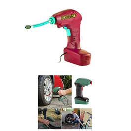 Portable Air Compressor Analogue New Professional High Pressure Tire / Tyre Inflator-SehgalMotors.Pk